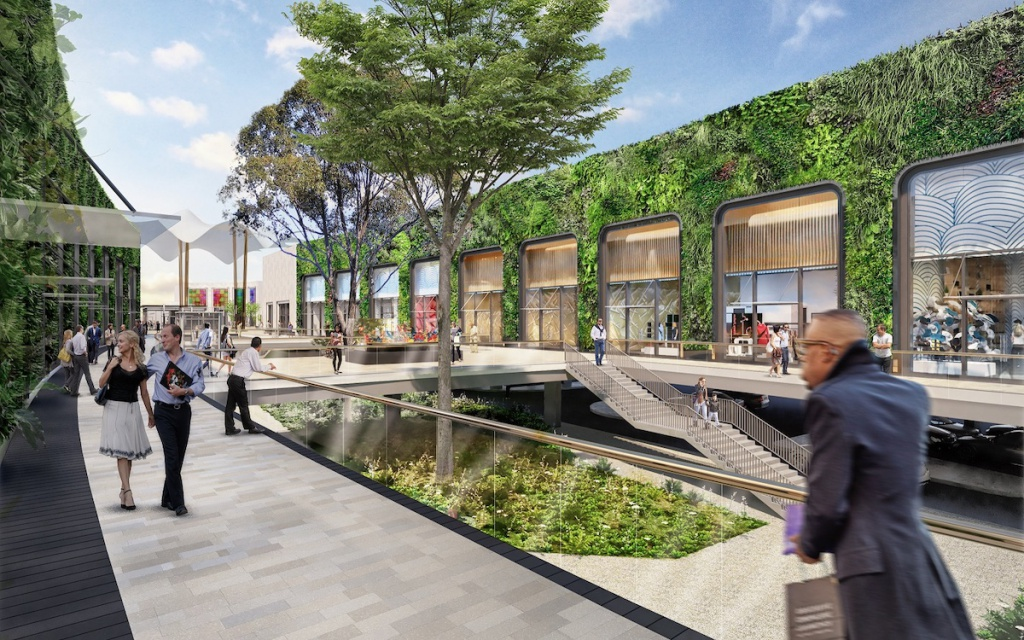 First Luxury Designer Outlet West of Paris